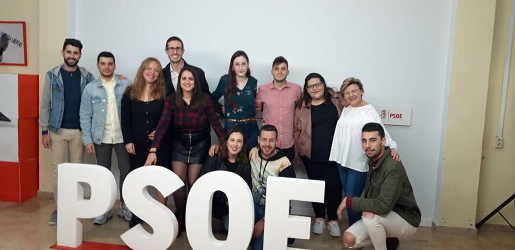 Juventudes Socialistas de Cehegín renueva su ejecutiva