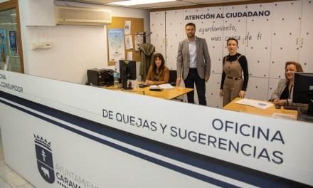 El Ayuntamiento de Caravaca pone en marcha la Oficina Municipal de Atención al Ciudadano en la planta baja del edificio consistorial