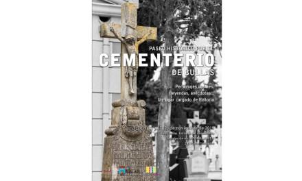 Paseos históricos por el cementerio de Bullas