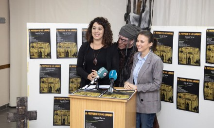 El Centro Joven Caravaca se convierte los días 2 y 3 de noviembre en una Casa del Terror