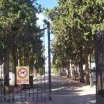 Visita al cementerio municipal de Calasparra