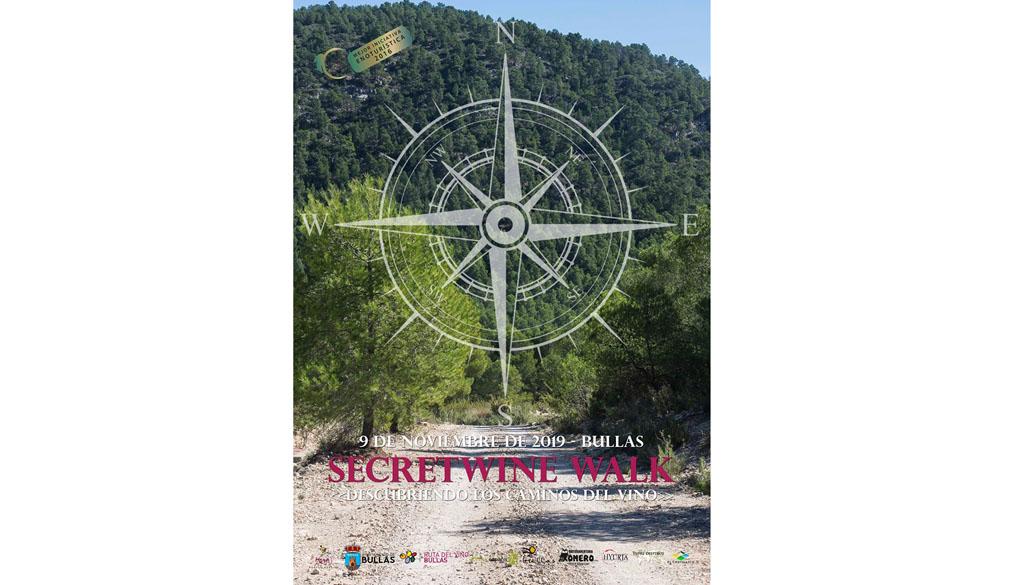 Noviembre nos trae una nueva edición de 'SecretWine Walks'