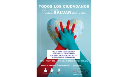 Taller en Bullas 'Como salvar una vida'