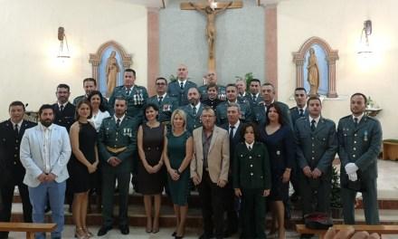 Campos del Río acoge los actos conmemorativos del día del Pilar, festividad de la Guardia Civil, en la Comarca del Río