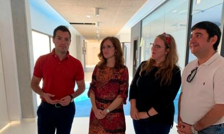 El Grupo Municipal Socialista se congratula del avanzado y exitoso estado de las obras del Pabellón 'Loli de Gea'