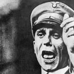 La siniestra propaganda goebbeliana (II parte)