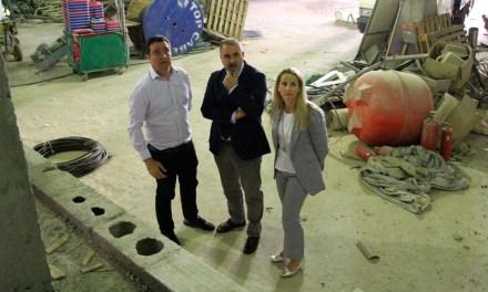 """Cehegín no ha recibido los 509.000€ prometidos para la reconstrucción del Pabellón """"Loli de Gea"""""""