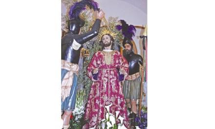 El Cristo y la túnica de El Prendimiento, expuestos en el Museo Salzillo