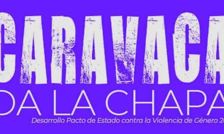 'Caravaca da la chapa', el taller juvenil con el que arrancan las actividades de sensibilización del 'Día Internacional contra la Violencia de Género'
