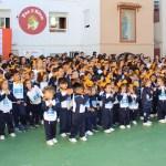 Nuestra Señora del Sagrado Corazón de Calasparra, un colegio solidario