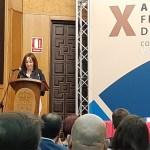 La Alcaldesa de Bullas, primera mujer en ser la Presidenta de la Federación de Municipios de la Región