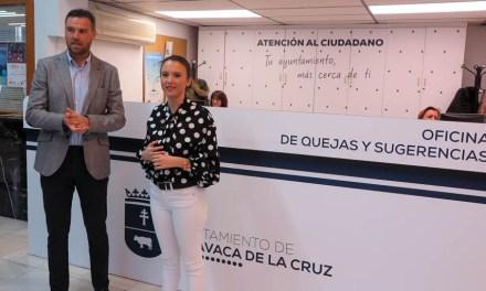 El Ayuntamiento de Caravaca trabaja en la renovación del portal municipal de transparencia para hacerlo más accesible y cercano al ciudadano