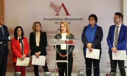 La diputada Consa Martínez debatirá en comisión una moción sobre el desdoblamiento de la entrada a Caravaca de la Cruz