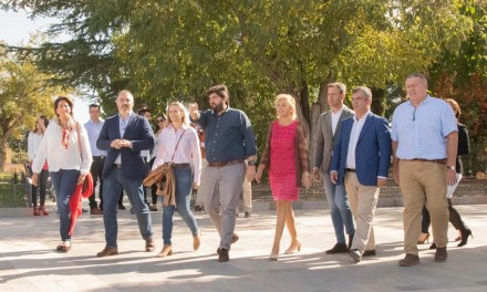 La campaña del PP de la Región de Murcia echa a andar en Cehegín