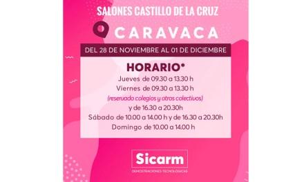 Caravaca acoge desde este jueves al próximo domingo la feria tecnológica 'SICARM 2019'