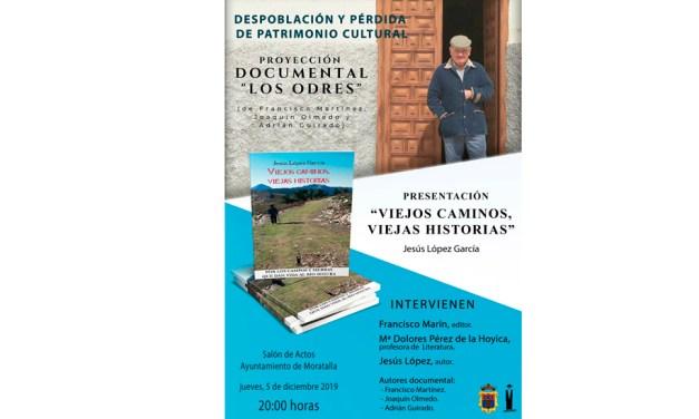 """Jesús López García presenta en Moratalla """"Viejos caminos, viejas historias"""""""
