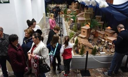 Hasta el 4 de enero se puede visitar el Belén Municipal de Calasparra
