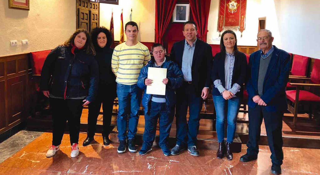 El Ayuntamiento de Mula renueva el convenio de colaboración con Intedis