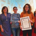 Entrega de premios del concurso de fotografía 'Huellas del desamor'