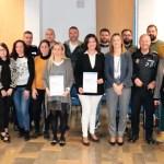 La Alcaldesa de Cehegín clausura el curso sobre mediación en conflictos