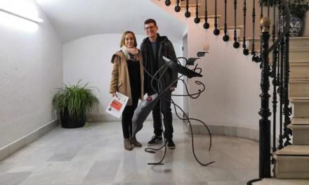 """Inaugurada en Moratalla la exposición """"Naturaleza forjada"""" de José Soler Navarro"""