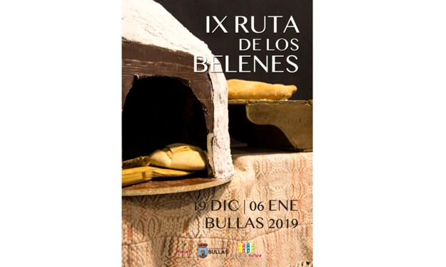 Bullas prepara su IX Ruta de Belenes