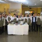 El Centro de Educación de Adultos del Noroeste forma a profesionales de la rama de la hostelería