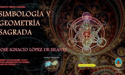 Conferencia sobre simbología y geometría sagrada organizada por el colectivo Versos y Alquimia