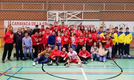 Cerca de 200 jugadores han disputado el Torneo de Navidad 'Francisco Fernández Torralba' de Caravaca