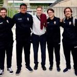José Carlos Gozalbes, coordinador del Fútbol 11: «El Real Murcia ha hecho una apuesta real por la cantera»