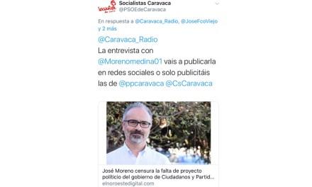 José Carlos Gómez sale en defensa de los profesionales de Radio Caravaca