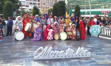 Los tambores de Moratalla redoblan en Murcia