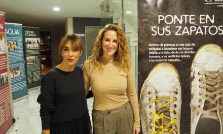 Inaugurada en Bullas la exposición 'Ponte en sus Zapatos'