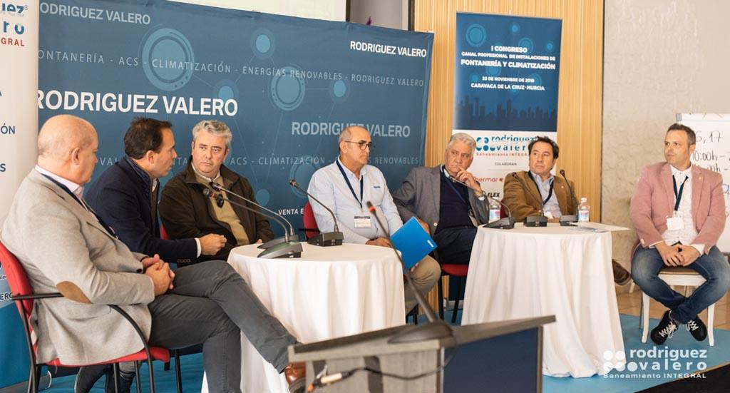 """Celebrado el """"I Congreso del Canal Profesional de Instalaciones de Fontanería y Climatización de la Región de Murcia"""""""