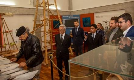El Museo de la Música Étnica de Barranda-Colección Blanco Fadol estrecha lazos con Indonesia