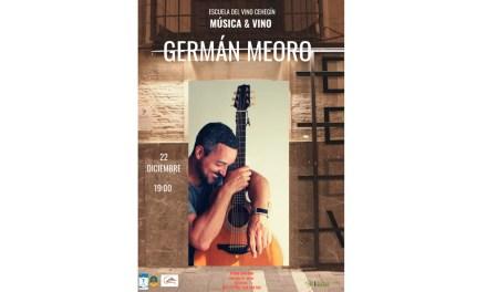 Germán Meoro realizará un segundo concierto al haber agotado las entradas de su primera actuación desde la semana pasada