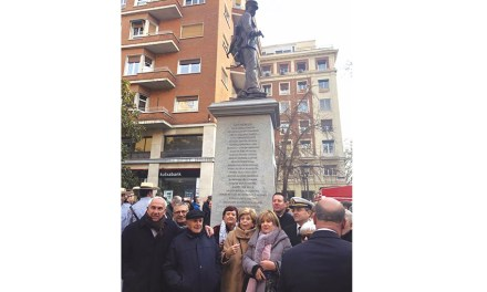 Homenaje en Madrid a los 'Últimos de Filipinas', de los que formaba parte un muleño