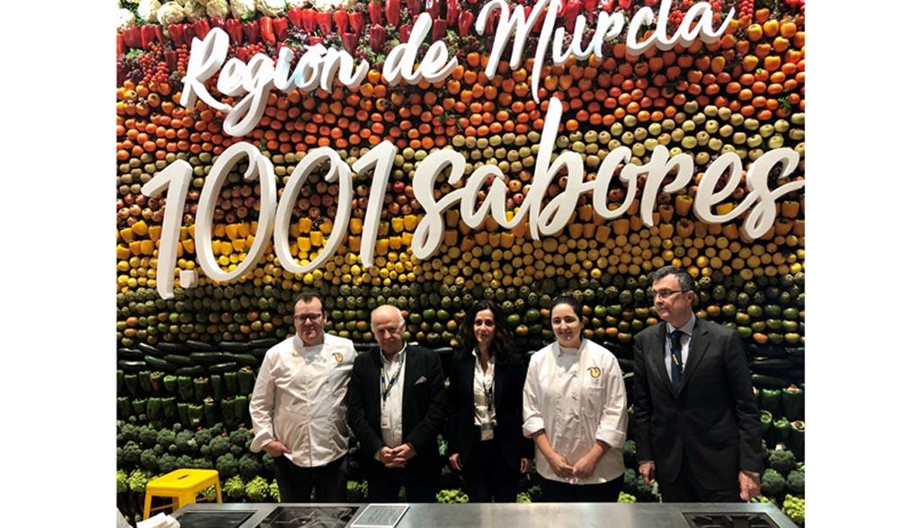 La capitalidad gastronómica de Murcia supondrá un incremento de 100.000 turistas en la Región