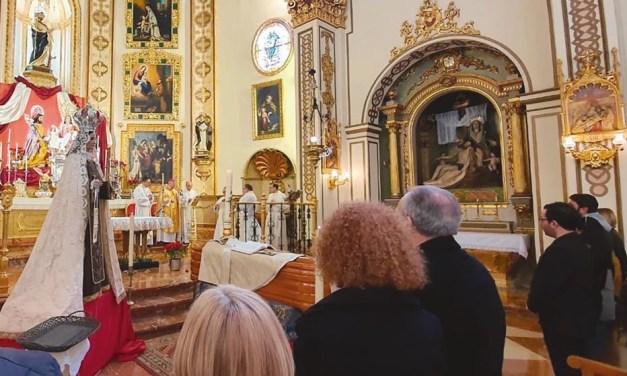 Fallece a los 90 años el párroco muleño Gonzalo del Amor