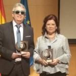 Ascensión Blaya García, directora del IES Los Cantos, reconocida por su trayectoria profesional excepcional