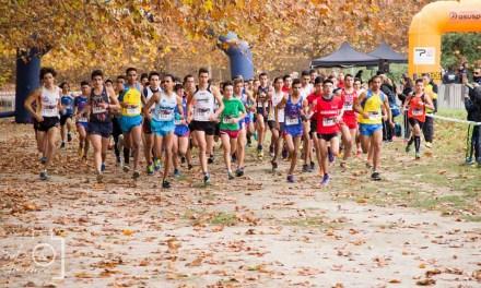 El XI 'Cross Fuentes del Marqués' se celebra el domingo 26 de enero, con más de medio millar de corredores de numerosos clubes de la Región