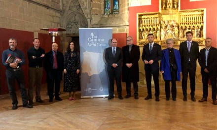 La Comunidad activa el 'Camino de la Vera Cruz' en Navarra como modelo para la recuperación del patrimonio de España
