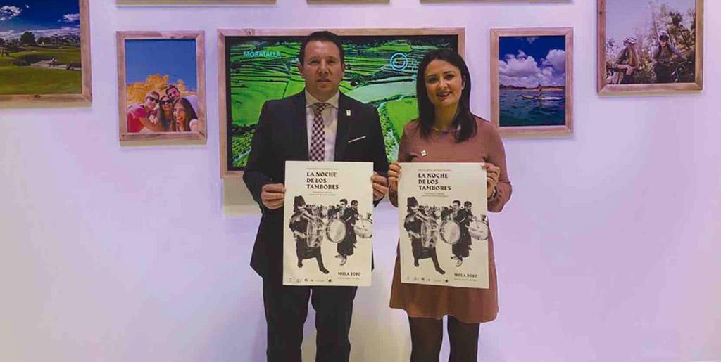 Daniel Belchí Gabarrón gana el concurso del cartel de 'La Noche de Los Tambores' 2020