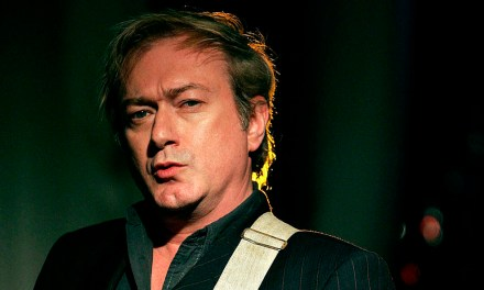"Nos quedamos sin Andy Gill, influyente guitarrista de ""Gang of Four"""