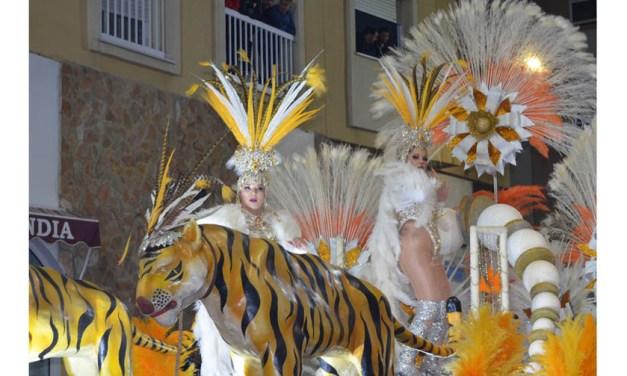 Mula, un Carnaval que brilla con luz propia