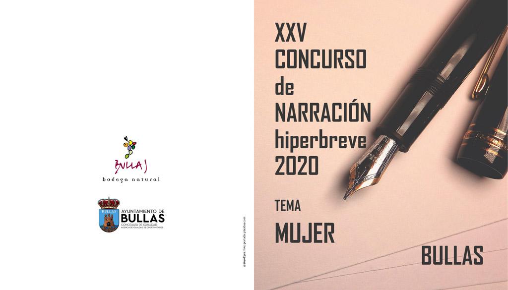 Convocado en Bullas el XXV Concurso de Narración Hiperbreve con el tema Mujer