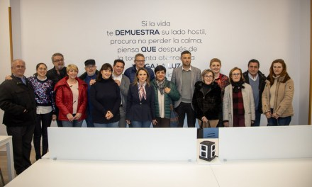El Ayuntamiento de Caravaca pone en funcionamiento el 'Aula de Estudio 24 horas', que lleva el nombre de la profesora Encarna Reinón