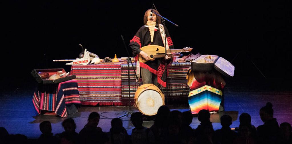 Conciertos inclusivos en Caravaca de la Cruz para conocer el origen de los instrumentos