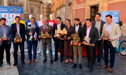 Caravaca recibe el viernes 14 de febrero a los corredores de 'La Vuelta Ciclista a Murcia', dentro de las acciones de apoyo a la candidatura UNESCO de los Caballos del Vino