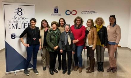 Arte, literatura y deporte para expresar el compromiso de la sociedad caravaqueña con la igualdad dentro de los actos del 'Día Internacional de la Mujer'